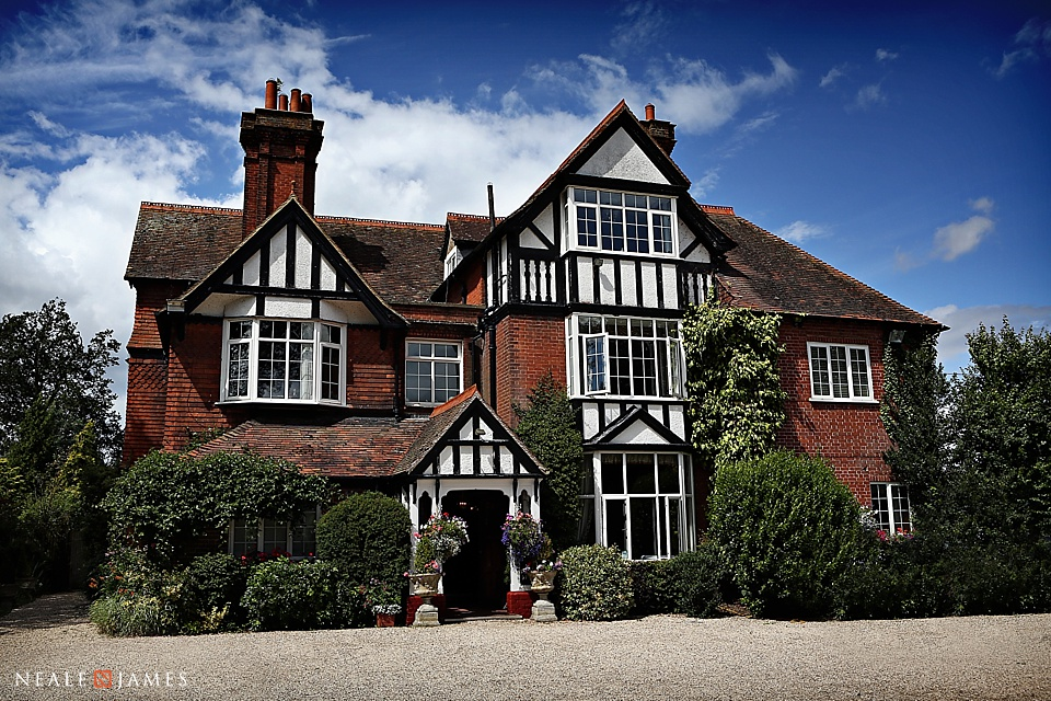 Colour Picture Of The Trunkwell House Wedding Venue Near Reading