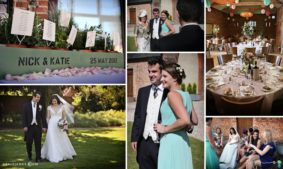 Wasing Park Weddings | Events Manager