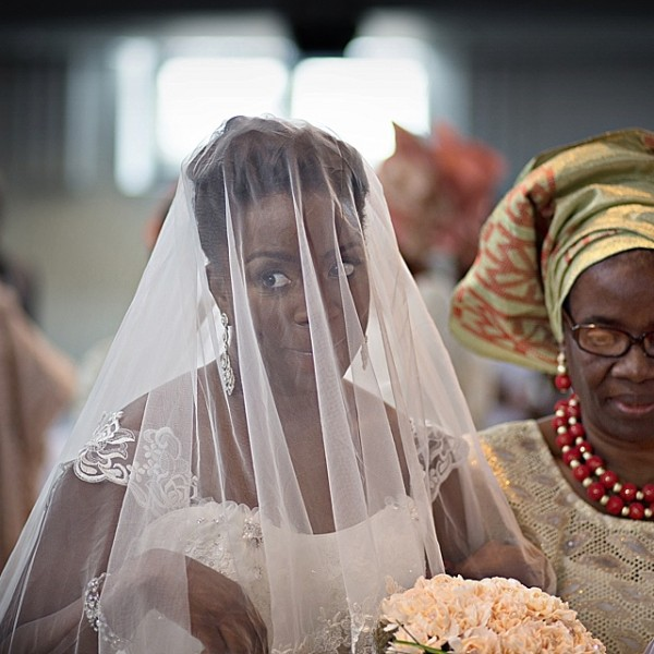 Nigerian wedding | postcard from The Rock Tower London