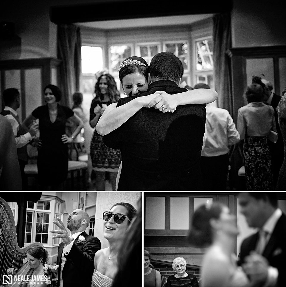 Silchester House first dance