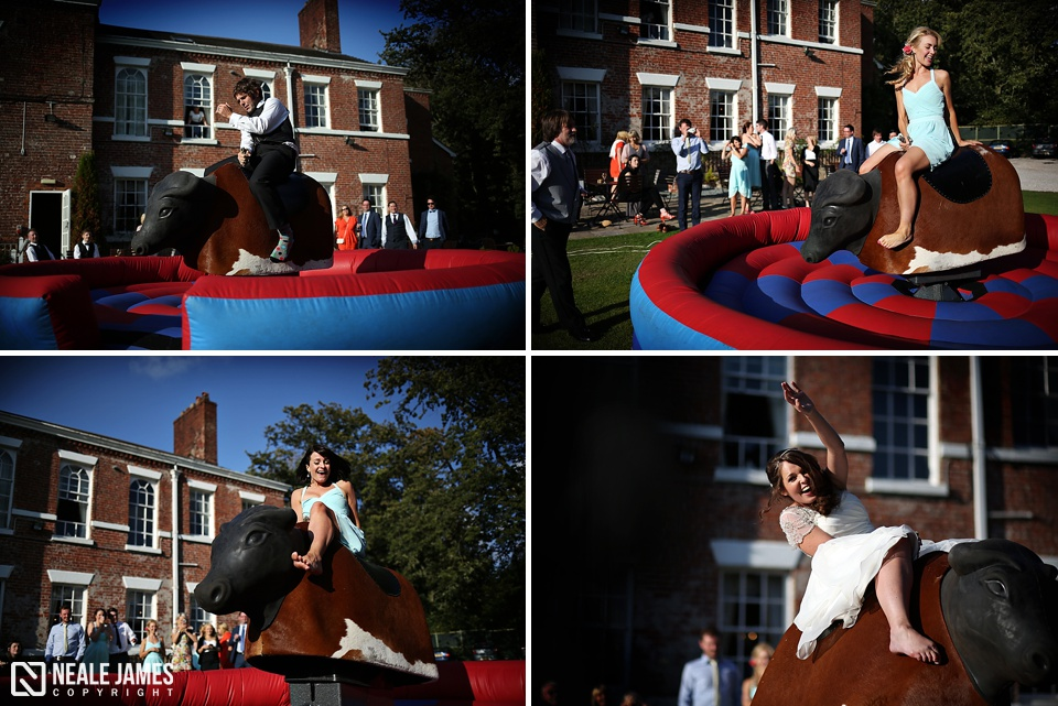 Wedding rodeo pictures